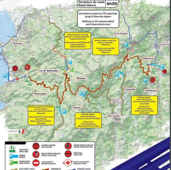 tour de corse 2017 friday stages