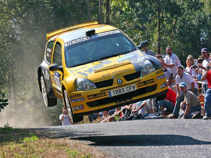 Renault Clio S1600