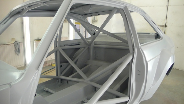 rally car roll cage