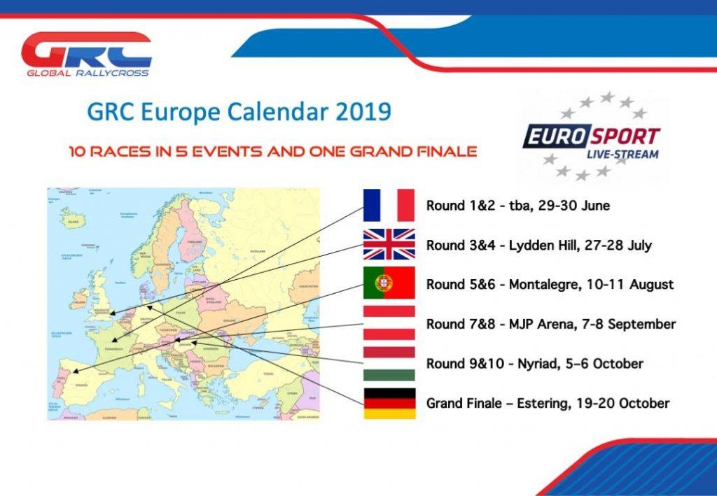 grc europe rallycross calendar