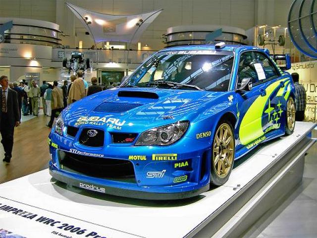 Prodrive Subaru 50mm nosači Suspenzija United Kingdom