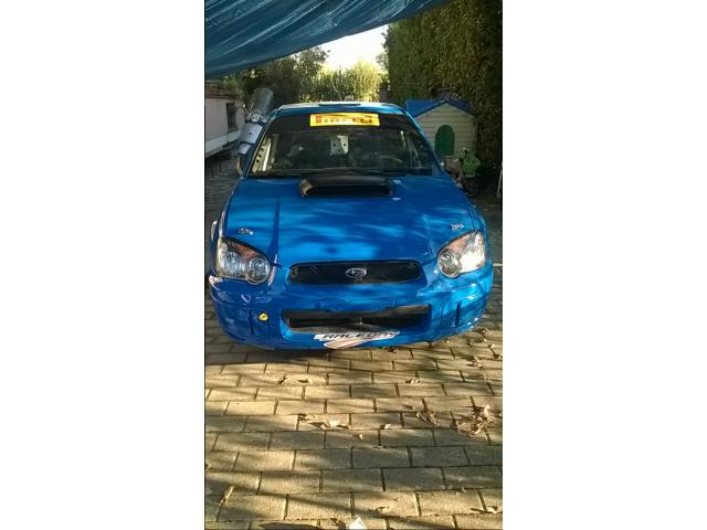 Subaru Impreza Prodrive Rally Cars For Sale Racemarket