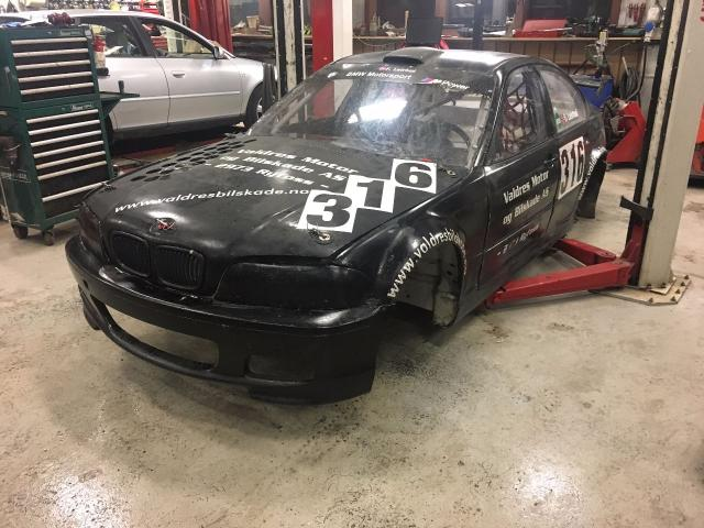 BMW E46 chassi - 2