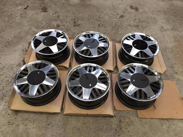 6 Compomotive Classics ES 4X100 Wheels & tires Belgium