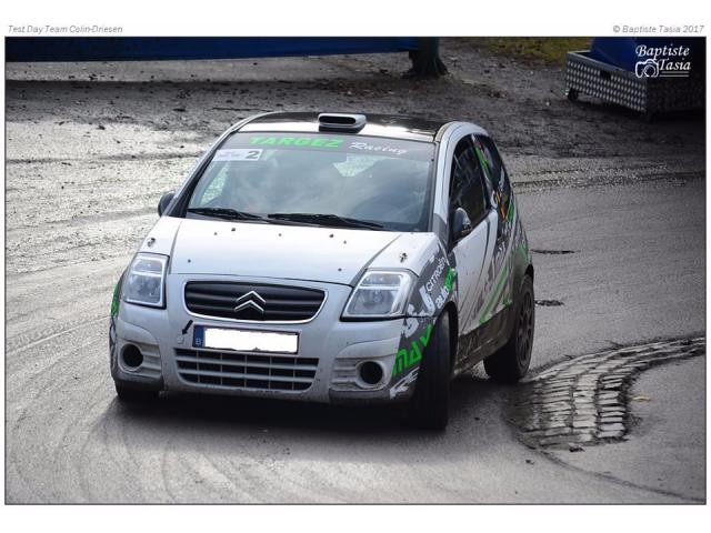 Citroen C2R2 MAX Rally cars for sale Belgium