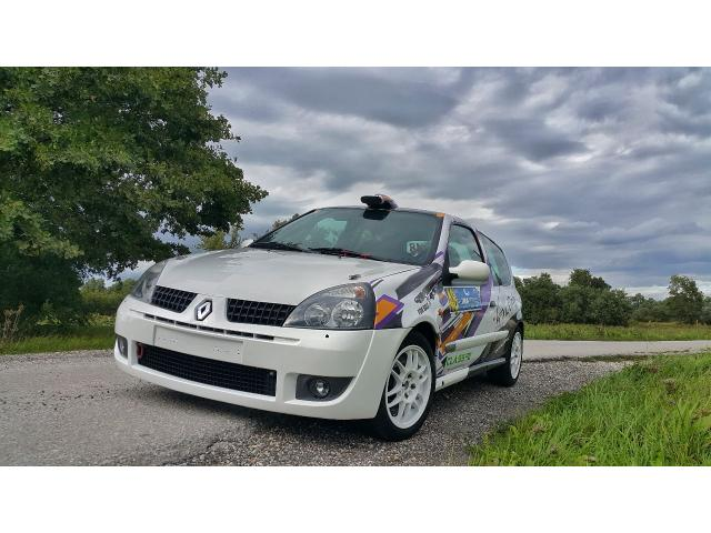 Renault Clio N3 Rally cars for sale Croatia