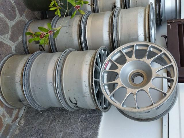 BBS used alloy rims for Ferrari 360 GT2 and 430 GT2 Wheels & tires Italy