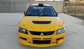Mitsubishi Lancer Evo IX Group N