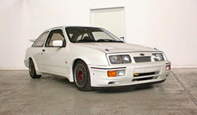 Historic Ford Sierra Cosworth Gr.N - HTP FIA