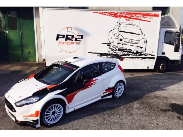 Fiesta R5 Evo2 for rent Rally cars for rent Italy