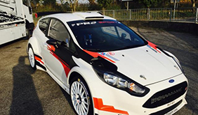 Fiesta R5 Evo2 for rent