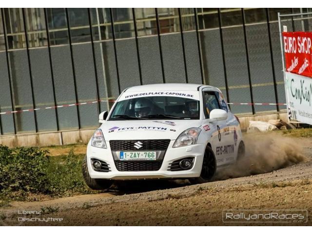 Suzuki Swift Sport 1.6 Group N Grupo N Belgium