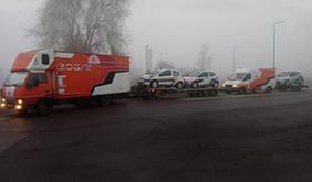 2 Peugeot 208 R2 & 3 Citroen C2R2 Max & 1 Citroen Saxo - Pilt 1