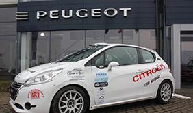 2 Peugeot 208 R2 & 3 Citroen C2R2 Max & 1 Citroen Saxo - Pilt 2