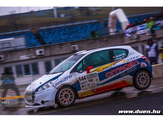 2 Peugeot 208 R2 & 3 Citroen C2R2 Max & 1 Citroen Saxo - 5