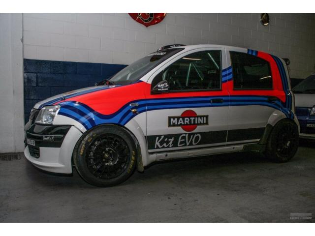 Fiat Panda Evo (only 2 in the world) Rally cars for sale Italy