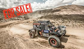 Maxxis Dakar rally raid buggy
