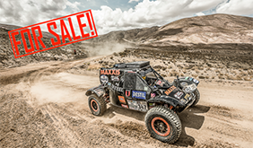 Maxxis Dakar rallye raid buggy
