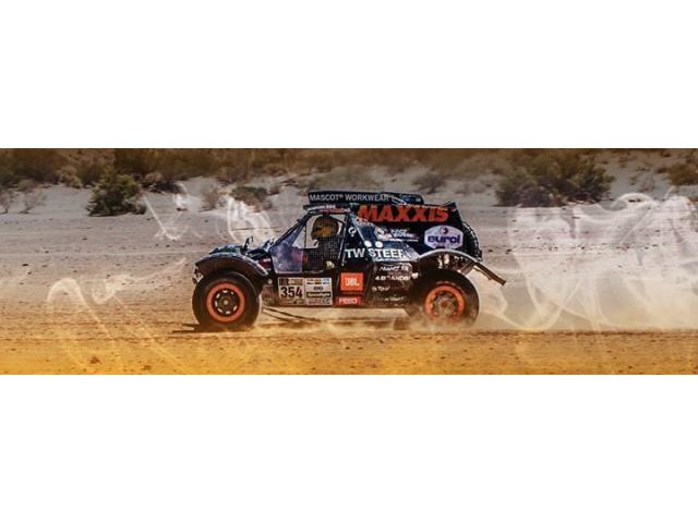 Maxxis Dakar buggy de rally raid - 3