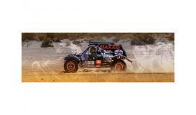 Maxxis Dakar buggy de rally raid