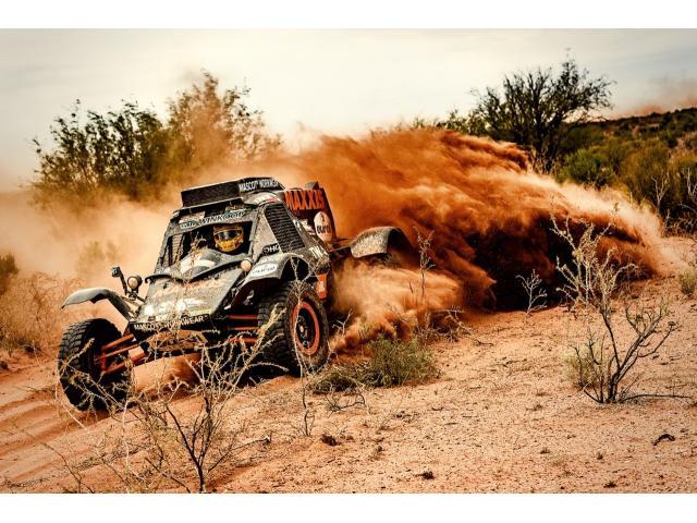 Maxxis Dakar buggy de rally raid - 4