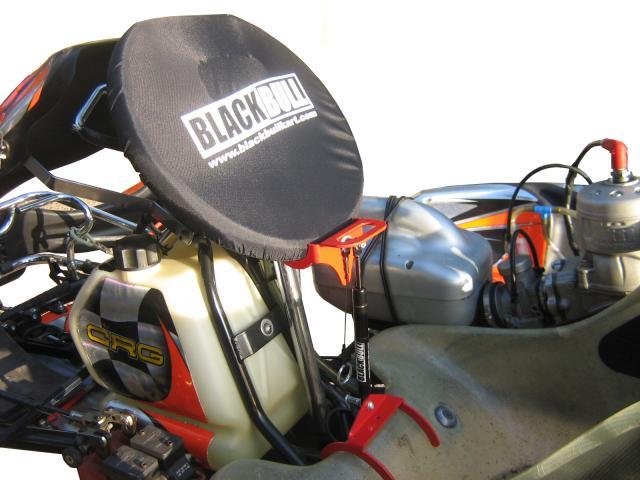 Cerradura del volante del kart pequeño - 2