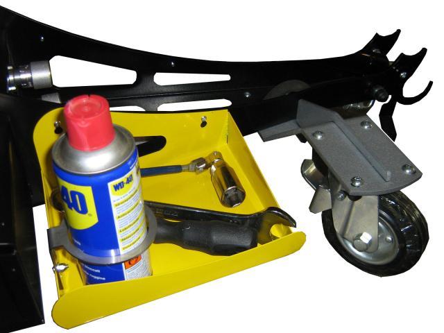 Kart hydraulic lift - 2