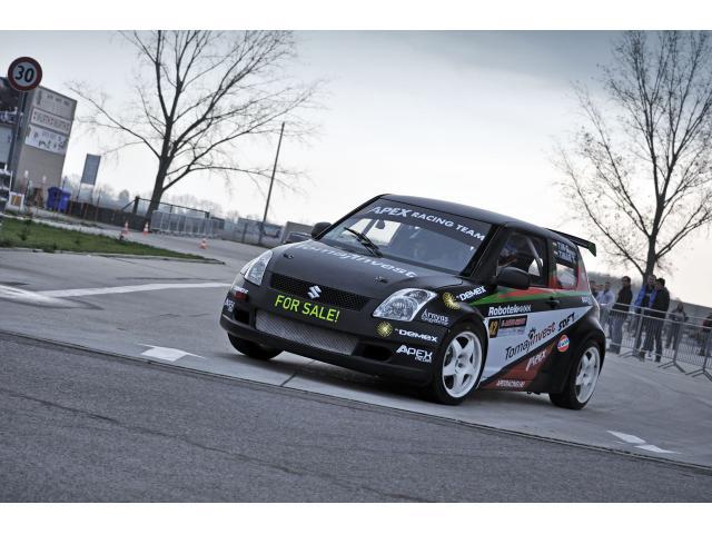 Suzuki Swift S1600 Rally S1600 / S2000 Hungary