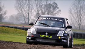 Suzuki Swift S1600 Rally