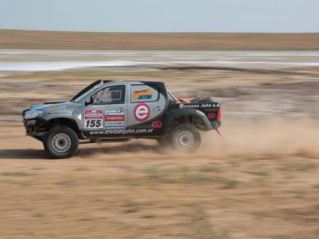 TOYOTA HILUX LC 150 Rally raid vehicles for sale Spain