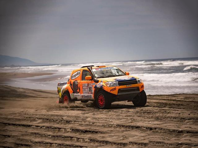 TOYOTA HILUX 240 HP Rally raid vehicles for sale Spain