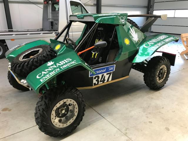 McRae T3 Einsitzer-Buggy Lightweight MC-2 Evolution Pro Dakar FIA Rally raid vehicles for sale Netherlands
