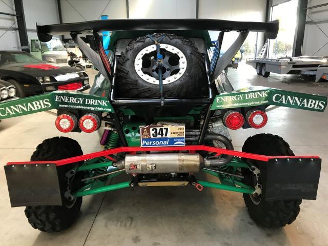 McRae T3 vienvietīgais Buggy viegls MC-2 Evolution Pro Dakar FIA - 3