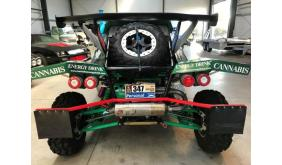 McRae T3 2-wd Single Seat Buggy Lichtgewicht MC-2 Evolution Pro Dakar FIA Road legal NL. Reg.