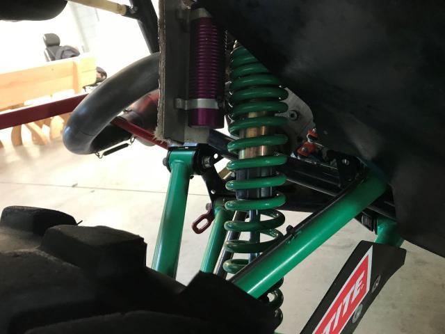 McRae T3 vienvietīgais Buggy viegls MC-2 Evolution Pro Dakar FIA - 4