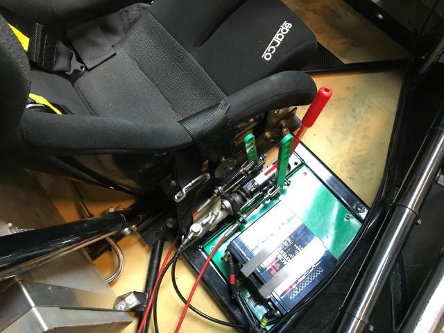 McRae T3 vienvietīgais Buggy viegls MC-2 Evolution Pro Dakar FIA - 5