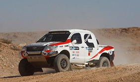Toyota Hilux Overdrive - Nuotrauka 1