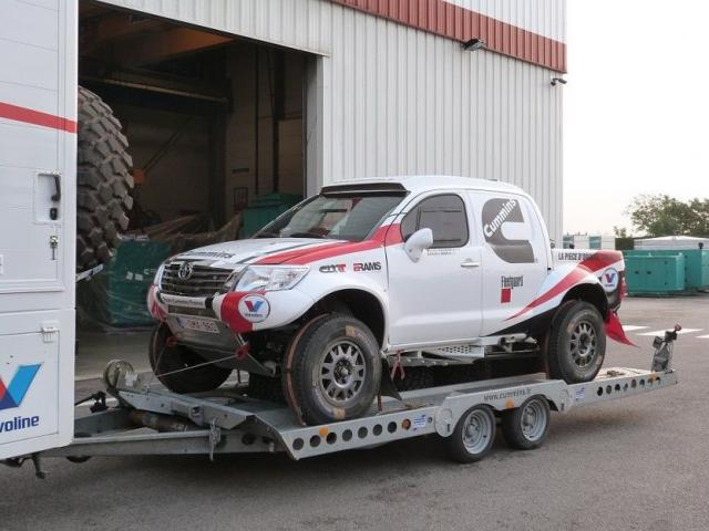 Toyota Hilux Overdrive - 5