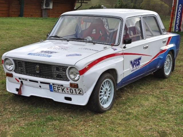 LADA VFTS Race cars for sale Lithuania