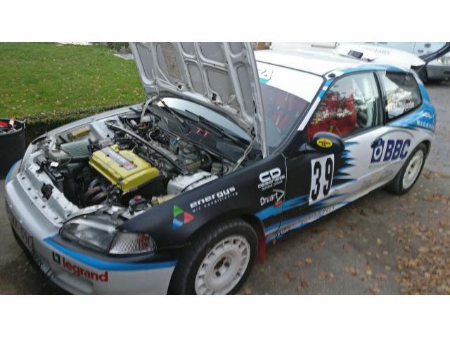 Honda Civic EG6 - 4