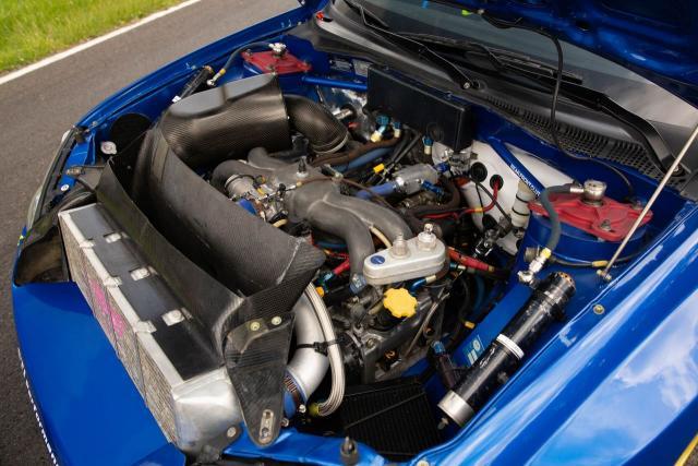 2003 Subaru Impreza WRC 2003 - Petter Solberg Monte Carlo - 2