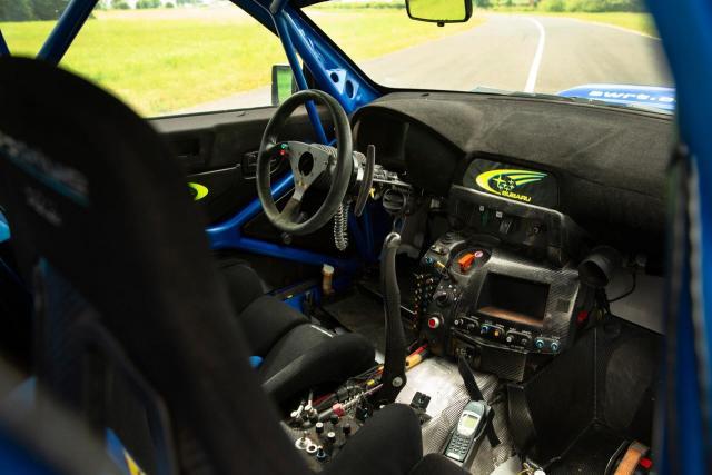 2003 Subaru Impreza WRC 2003 - Petter Solberg Monte Carlo - 3