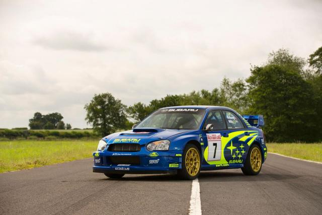 2003 Subaru Impreza WRC 2003 - Petter Solberg Monte Carlo - 5