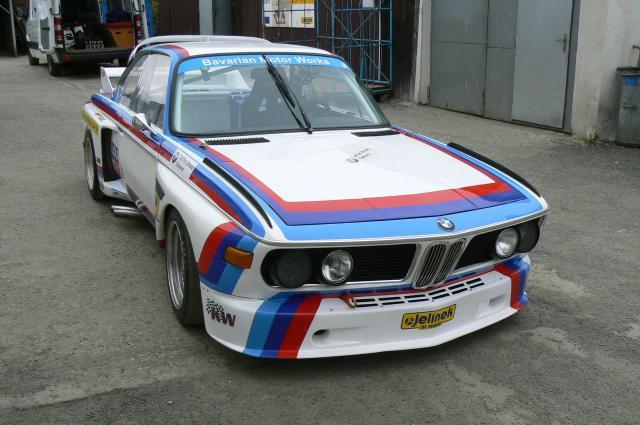BMW 3,5 CSL Coches de carreras en venta Czech Republic