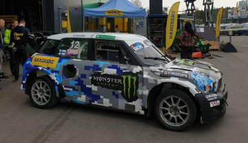 MINI Countryman Supercar