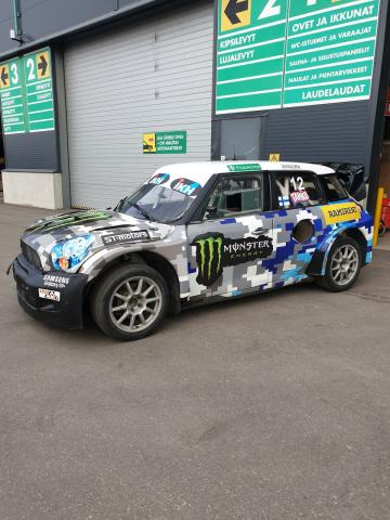 MINI Countryman Supercar - 2