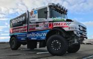 Scania Torpedo Rally Truck, T4-2 (ASO)