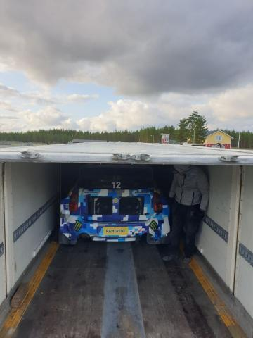 """Rennanhänger """"Westfalia Multiloader Double Decker"""" für 1-2 Rennwagen - 2"""