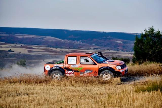 Nissan Navara TT rally raid Rally raid vehicles for sale Spain