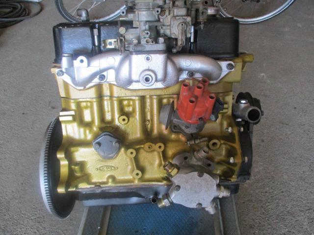 Kent motor 1600 ccm (obnovljen) i rezervni dijelovi za FF Royale RP26 Motor Netherlands